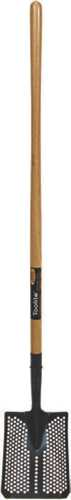 TOOLITE� SQUARE POINT SHOVEL, 48 IN. WOOD HANDLE