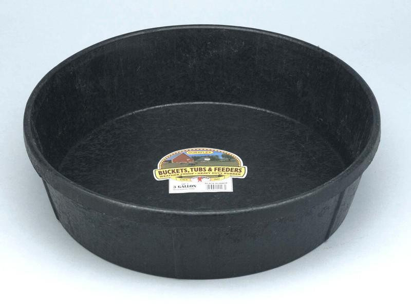 HP3 3G RUBBER FEED PAN