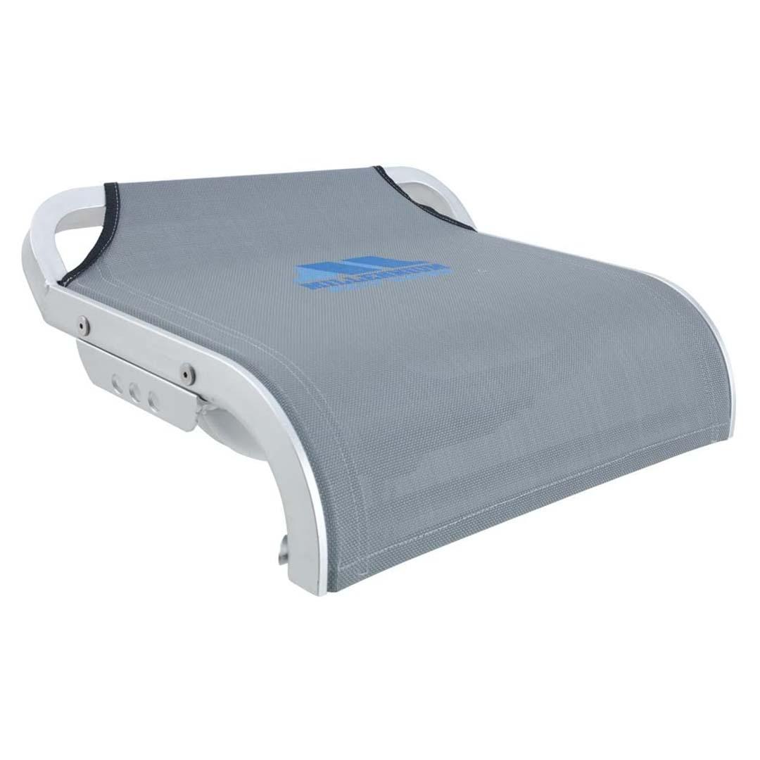 Millennium Salt Water Casting Seat Gray