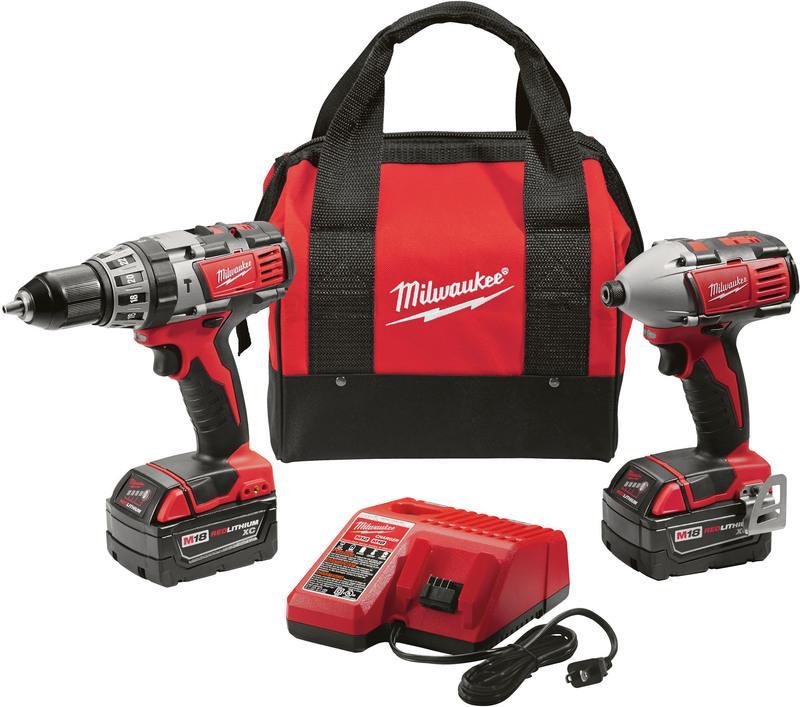 2697-22 M18 Hm Drill Impact Kit