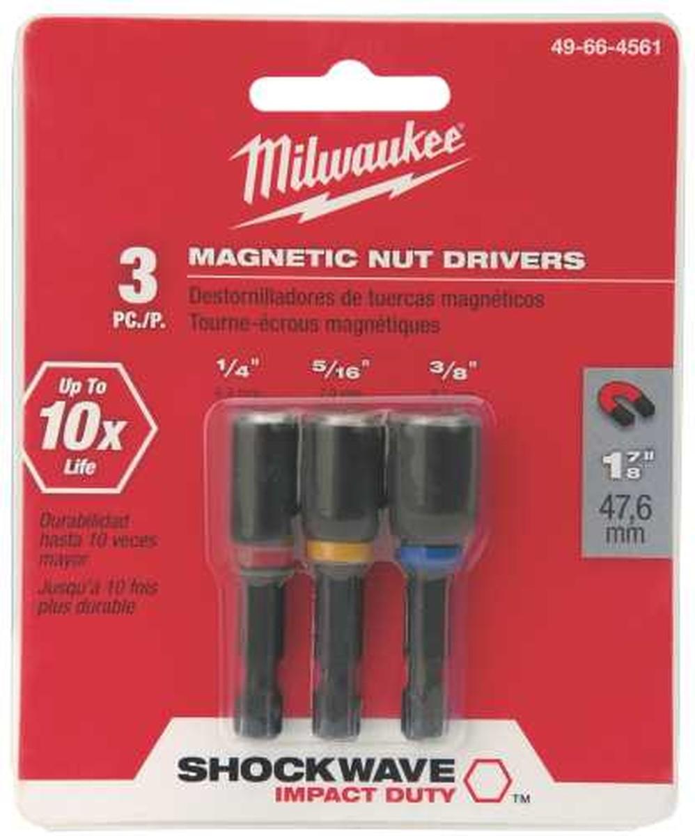 49-66-4561 3PC MAG NUTDriver SET