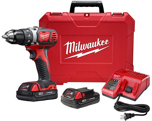 2606-22Ct M18 Compact Drill Kit