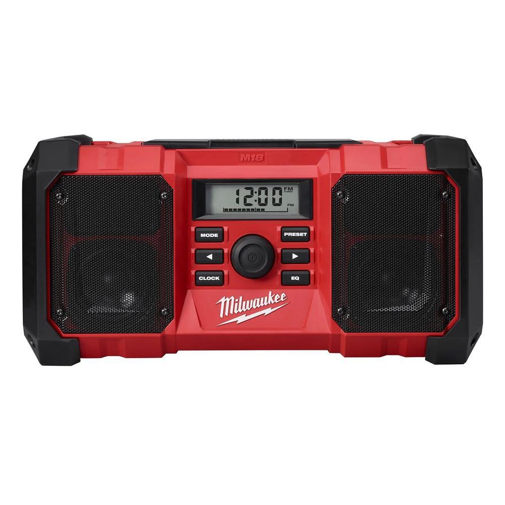 RADIO JOBSITE 10 CH LCD DISP