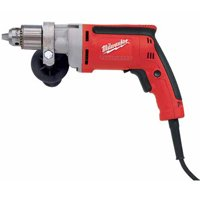 Magnum 0300-20 Heavy Duty Corded Drill, 120 V, 8 A, 1/2 in Keyed Chuck, 0 - 850 rpm