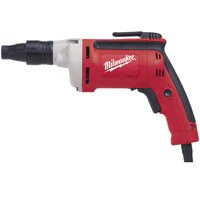 Milwaukee 6790-20 General Purpose Self Drill Corded Screwdriver, 120 VAC, 6.5 A, 0.9 hp, 1/4 in
