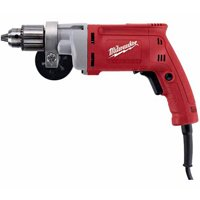 Magnum 0299-20 Heavy Duty Corded Drill, 120 V, 8 A, 1/2 in Keyed Chuck, 0 - 850 rpm