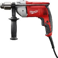 Milwaukee 5376-20 Heavy Duty Corded Hammer Drill, 120 V, 8 A, 1/2 in Keyed Chuck, 0 - 2800 rpm
