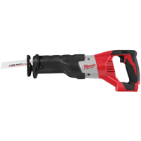 SAWZALL 2621-20 Cordless Cordless Reciprocating Saw, 18 V, M18, 1-1/8 in Stroke, 0 - 3000 spm