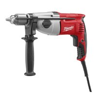 Milwaukee 5378-21 Corded Hammer Drill Kit, 120 V, 7.5 A, 1/2 in Keyed Chuck