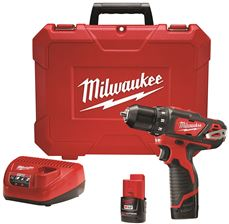 MILWAUKEE M12� 3/8 DRILL/DRIVER