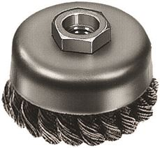 MILWAUKEE 2-3/4 IN. KNOT WIRE CUP BRUSH