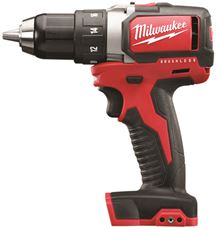MILWAUKEE� M18� 18-VOLT BRUSHLESS CORDLESS COMPACT DRILL/DRIVER, 1/2 IN., BARE TOOL