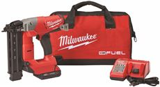 MILWAUKEE� M18 FUEL� 18 GAUGE BRAD NAILER KIT