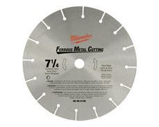 MILWAUKEE CIRCULAR SAW BLADE 7-1/4 IN. HIGH-SPEED STEEL