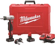 MILWAUKEE M12� CORDLESS PROPEX� EXPANSION TOOL KIT