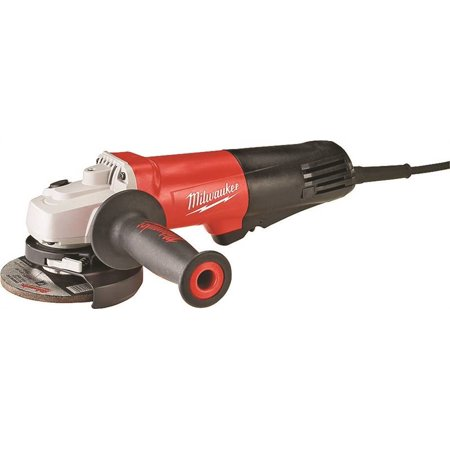 MILWAUKEE 4-1/2 IN. 11 AMP SMALL ANGLE GRINDER PADDLE, NO LOCK