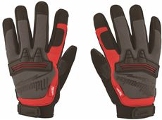 MILWAUKEE� JOBSITE WORK GLOVES, LARGE