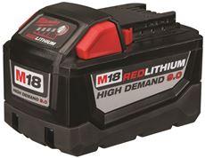 M18� REDLITHIUM� HIGH DEMAND� 9.0 BATTERY PACK