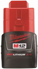 M12� REDLITHIUM� 3.0 COMPACT BATTERY PACK