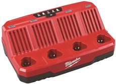 M12�  FOUR BAY SEQUENTIAL CHARGER