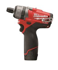 MILWAUKEE M12� FUEL� 1/4 IN. HEX TWO SPEED SCREWDRIVER KIT