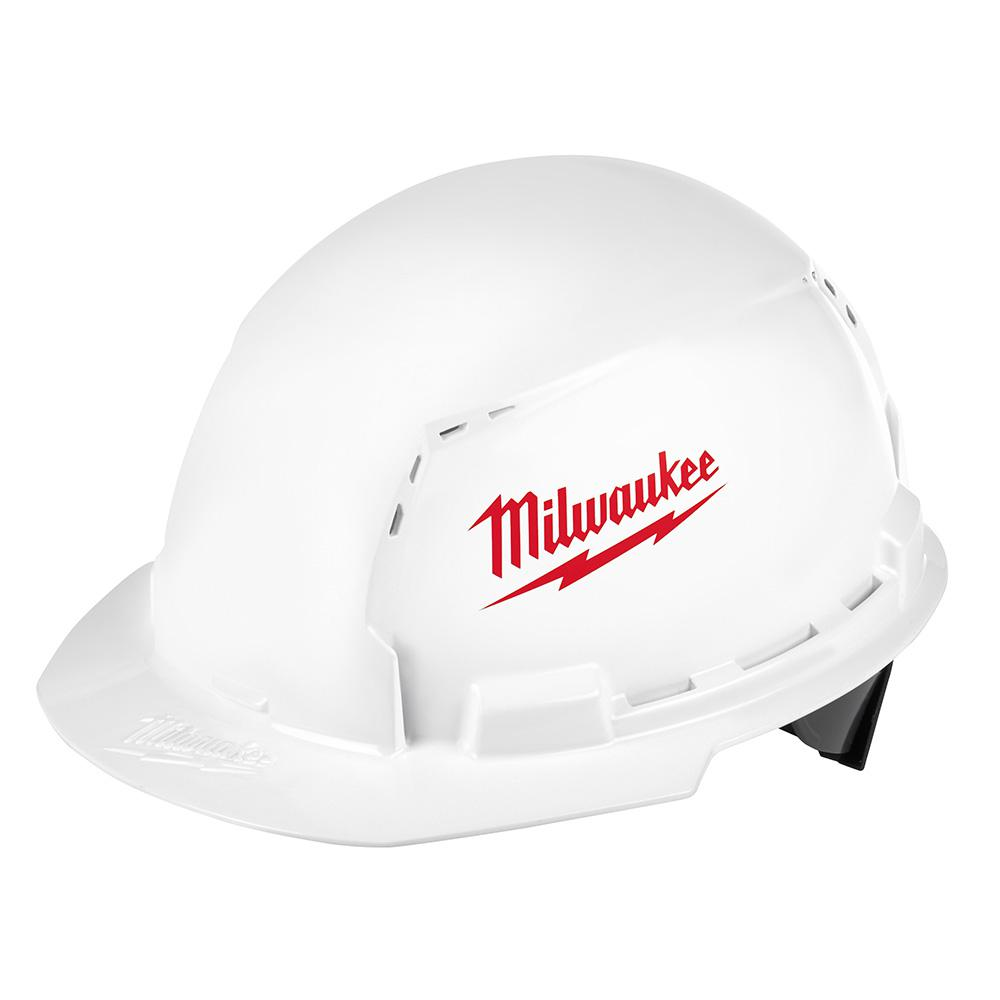 48-73-1000 FRONT BRIM HARD HAT
