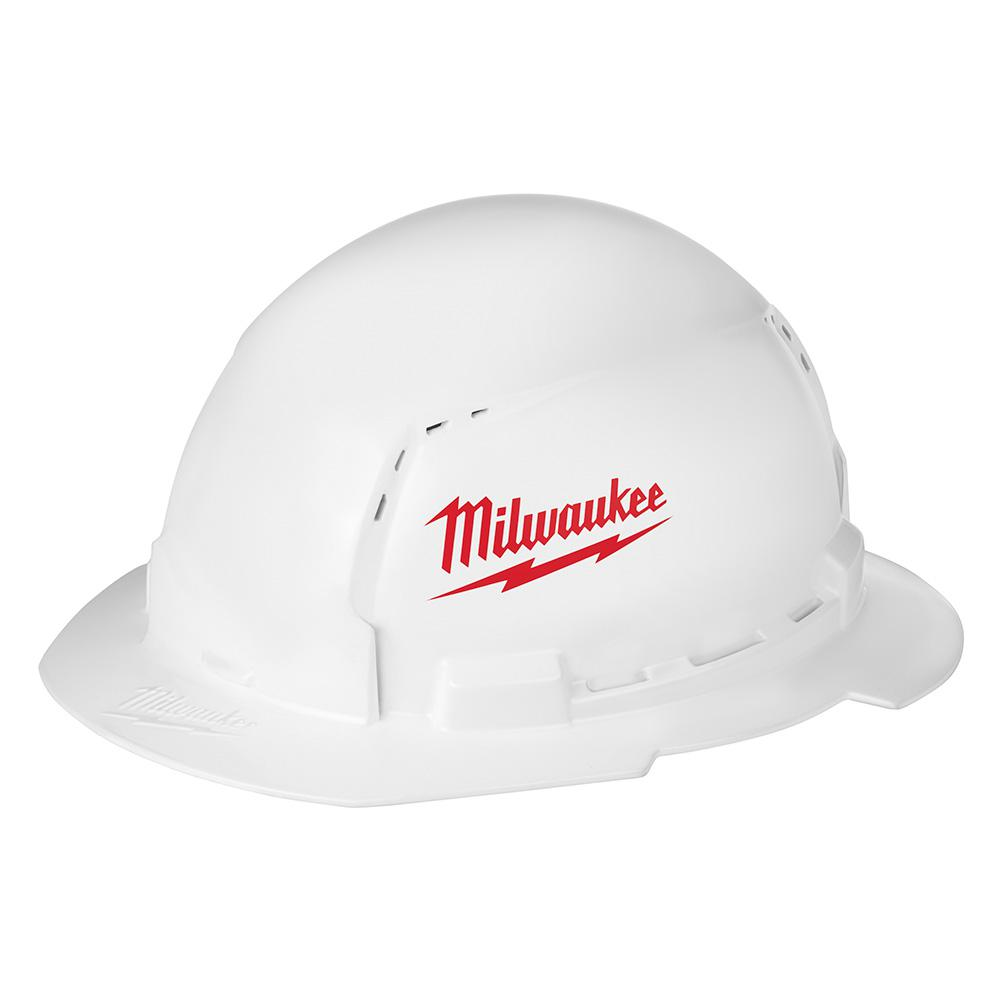48-73-1010 FULL BRIM HARD HAT