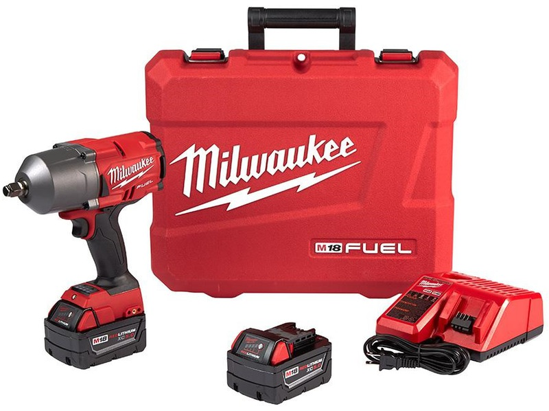 2767-22 M18 FUEL IMPACT WRENCH