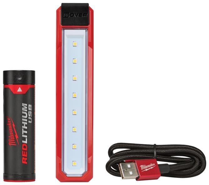 FLOOD LIGHT POCKET RCHRGBL USB