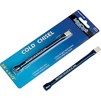 CHISEL COLD 3/8 CUT 5-1/2 LGTH