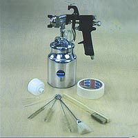 HIGH PRESSURE SPRAY GUN KIT
