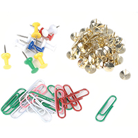 TACK PUSHPIN CLIP ASSORTMENT