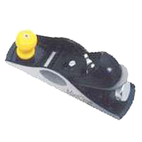 MintCraft JLO-064 Block Plane, 1-5/8 in W, Alloy Steel Blade, Cast Iron