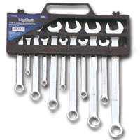 11 Piece Combination Wrench Set SAE