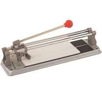 MintCraft MJ-T804300C Heavy Duty Tile Cutter Machine, 12 in Square By 3.8 in T, Steel Steel