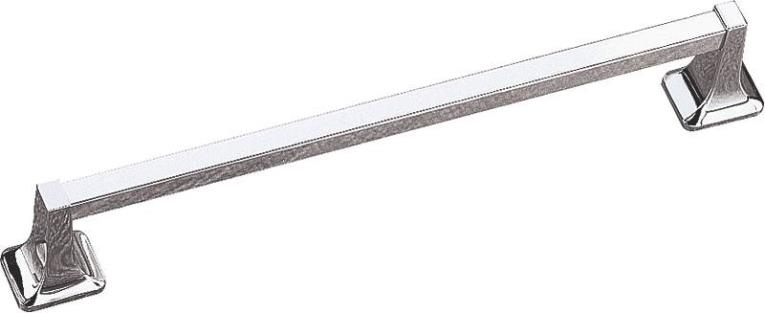 TOWEL BAR CHROME 18 IN