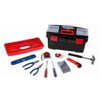 Tool Set 22 Piece With Tool Box
