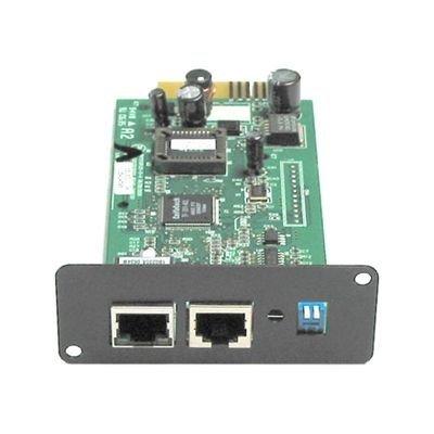 10/100 MB SNMP V3 Card with IPv4/IPv6