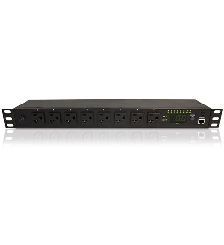 8 PORT REMOTE POWER MANAGER