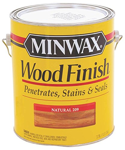 1-GALLON NATURAL WOOD STAIN