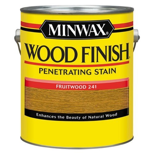 1-GALLON FRUITWOOD WOOD STAIN