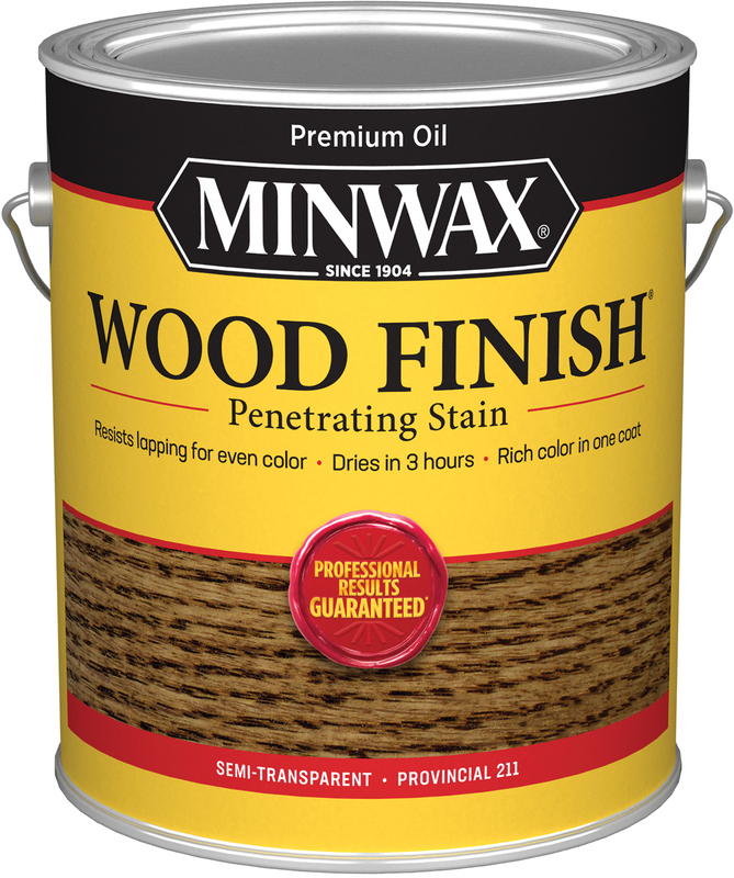 71072 1G PROVINCIAL WOOD STAIN