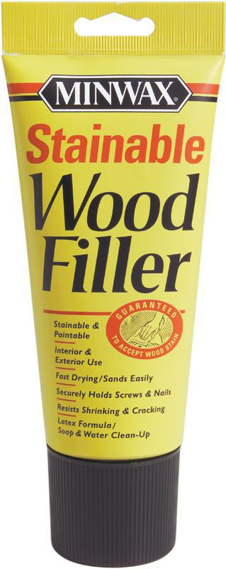 6Oz Stainable Wood Filler