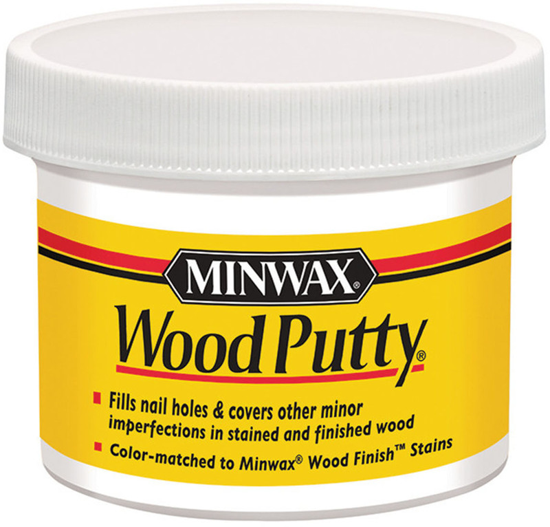 13616 QP WHITE WOOD PUTTY