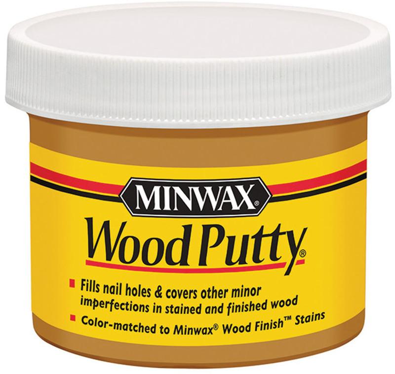 13611 QP GOLD OAK WOOD PUTTY