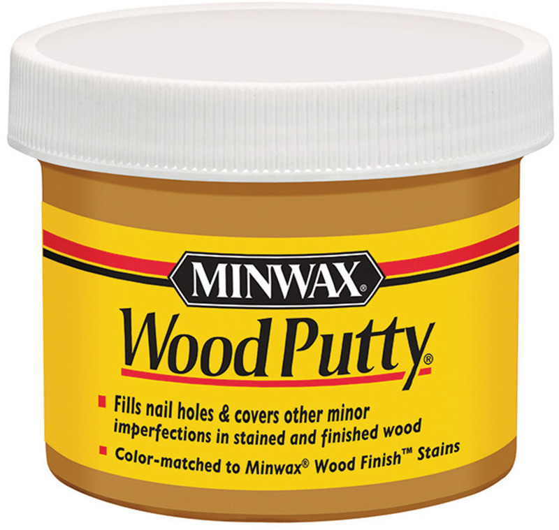 13615 QP CHERRY WOOD PUTTY