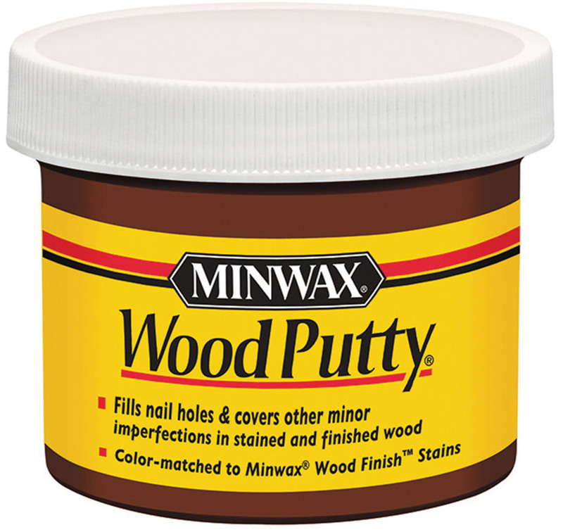13613 QP RED MAHOG WOOD PUTTY