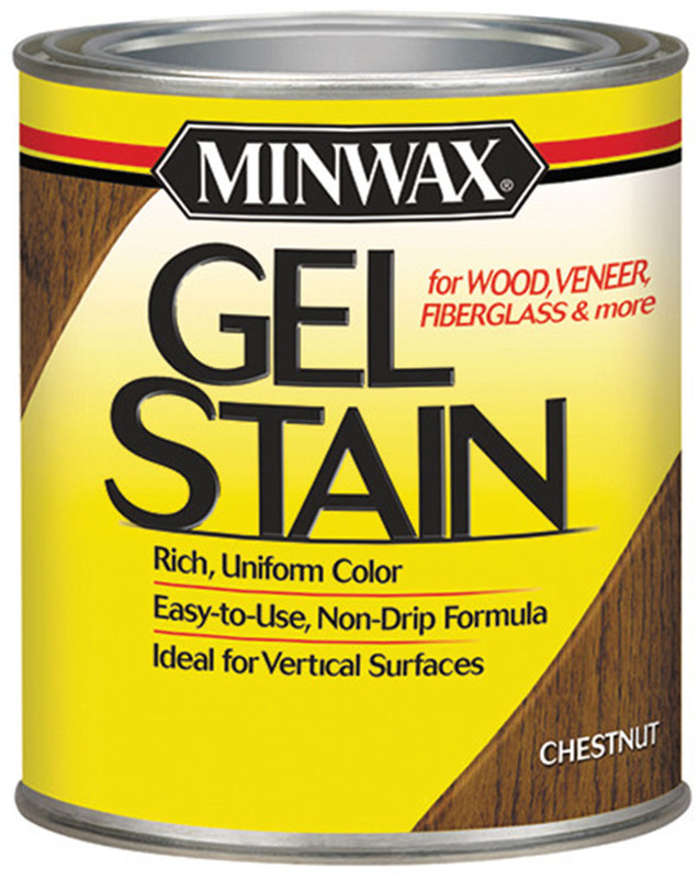 Half Pint Chestnut Gel Stain