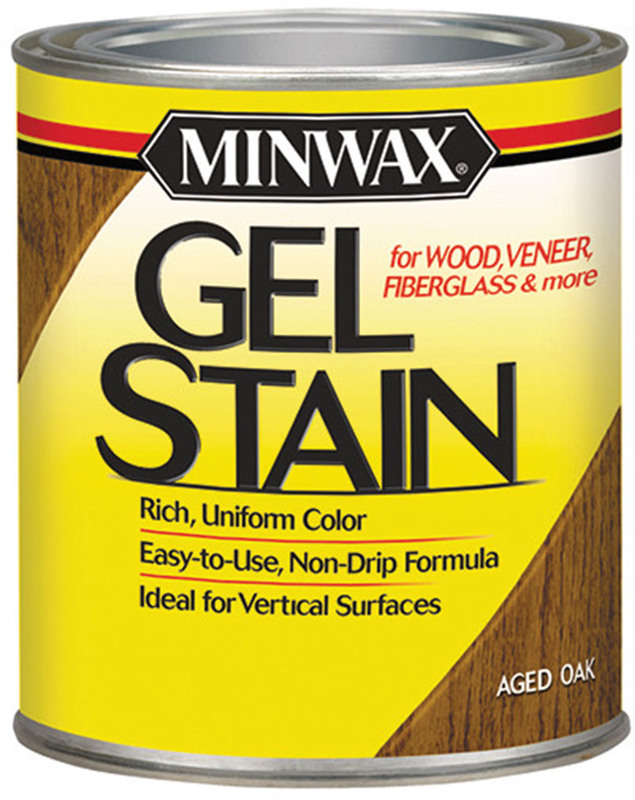 Half Pint Aged Oak Gel Stain
