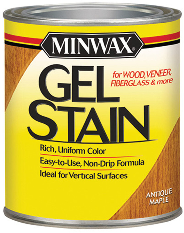 Half Pint Antique Maple Gel Stain
